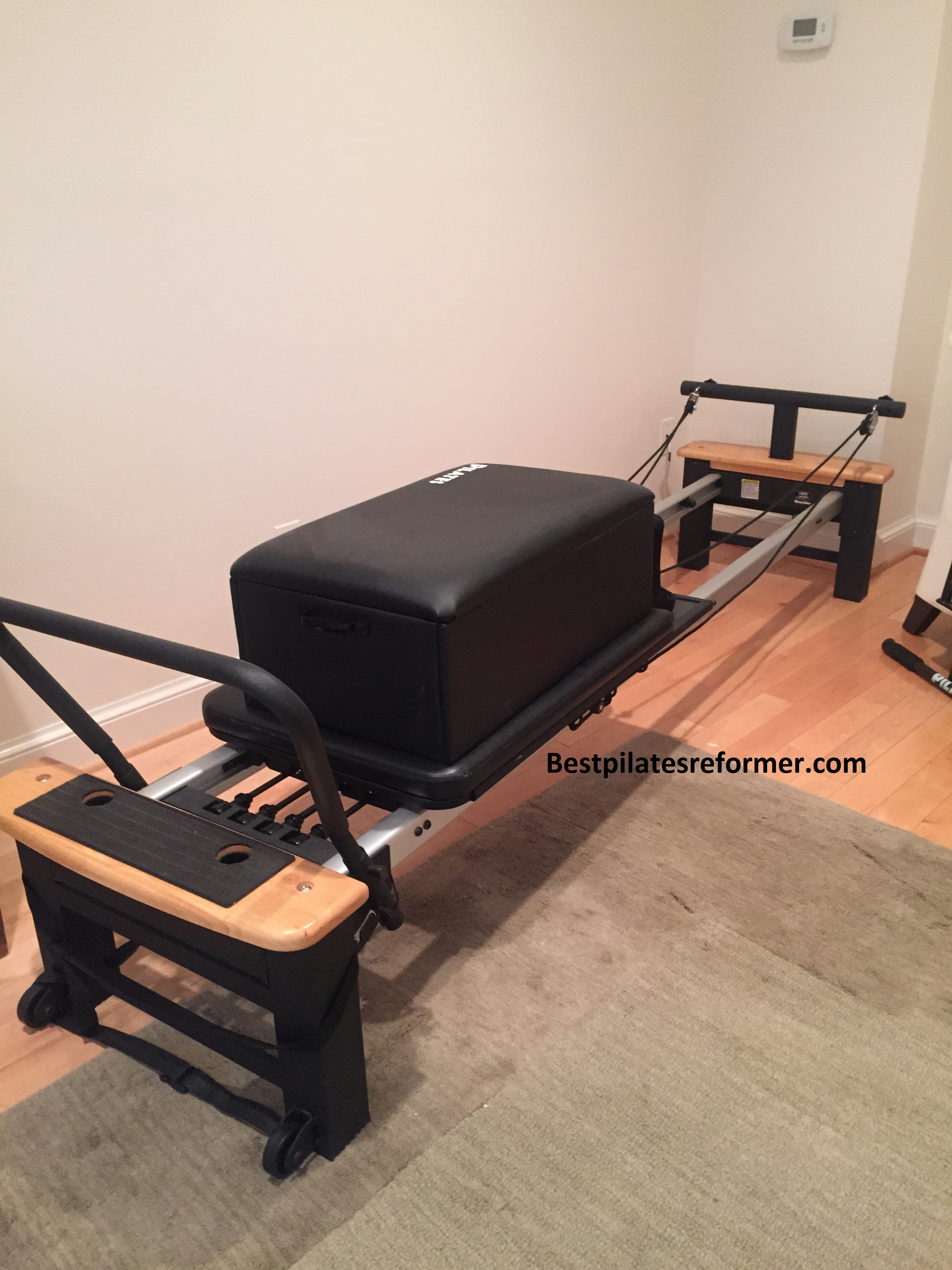 Review Stamina Aeropilates Pro Xp556 Pilates Reformer