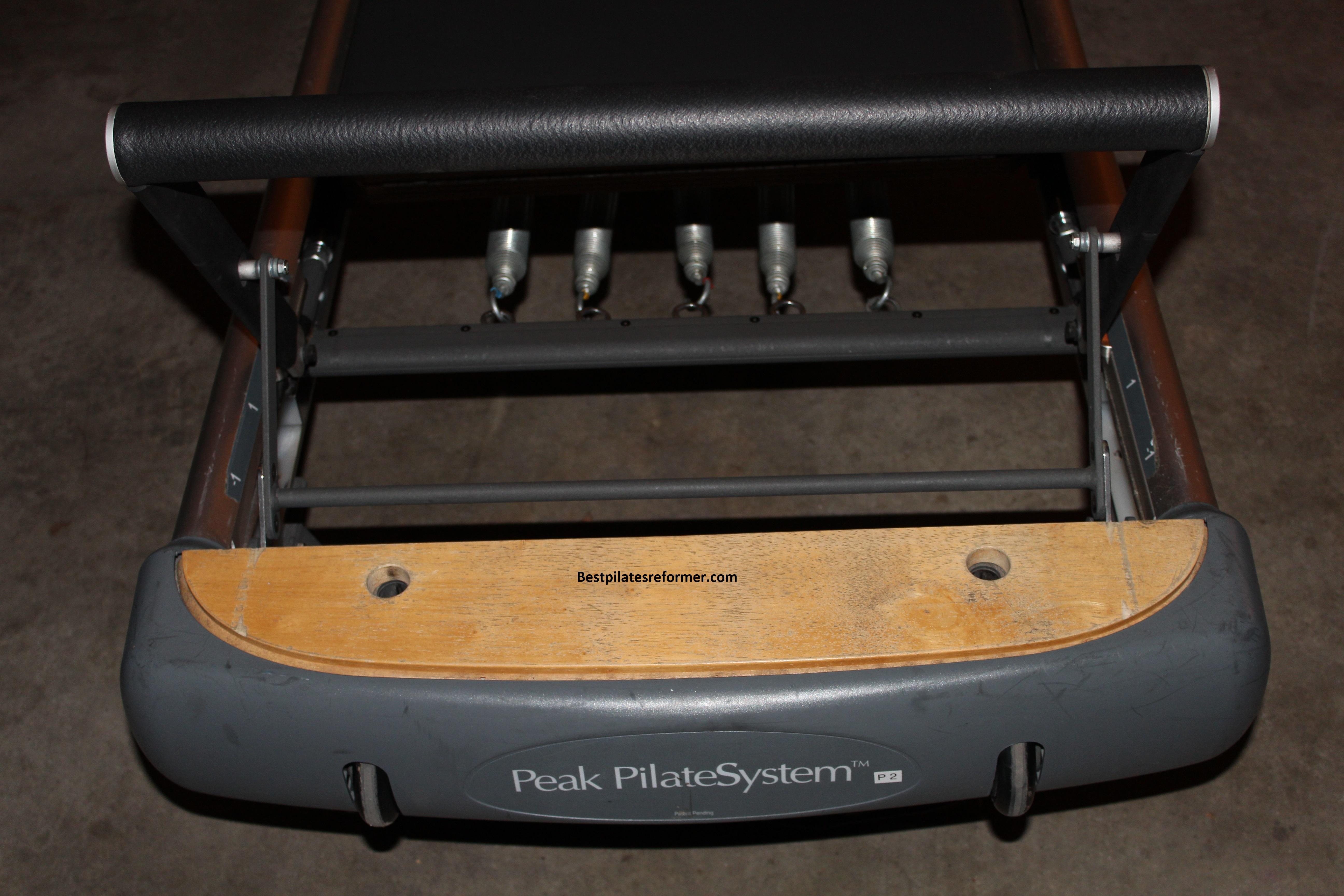 peak pilates deluxe Reformer